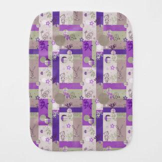 Baby Quilt Pattern Burp Cloth