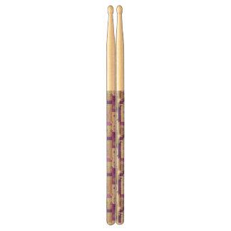 Baby Quilt Pattern Drumsticks