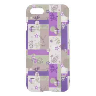 Baby Quilt Pattern iPhone 8/7 Case