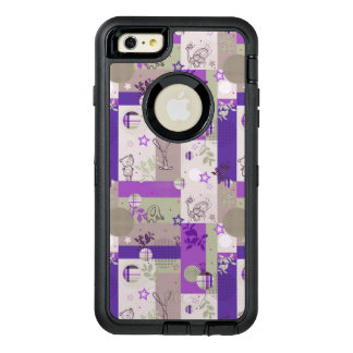 Baby Quilt Pattern OtterBox iPhone 6/6s Plus Case