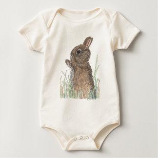 Baby Rabbit Baby Baby Bodysuit