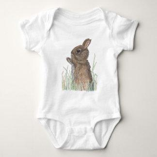 Baby Rabbit Baby Bodysuit