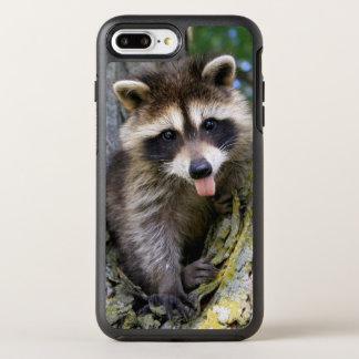 Baby Raccoon OtterBox Symmetry iPhone 8 Plus/7 Plus Case