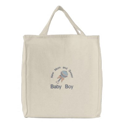 Baby Rattle - Blue Bags