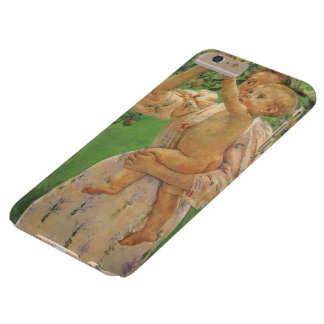 Baby Reaching for an Apple by Mary Cassatt Barely There iPhone 6 Plus Case