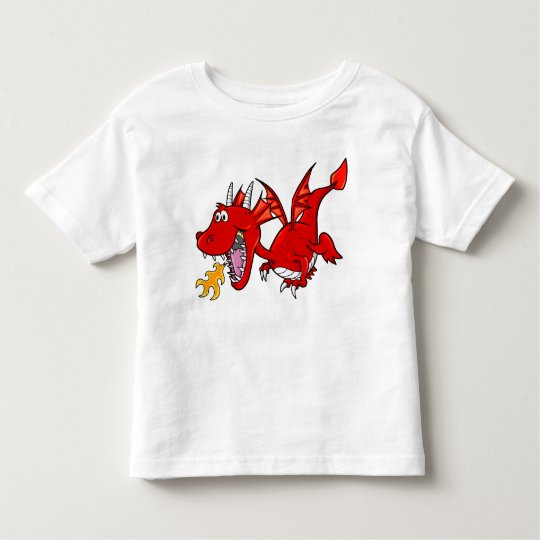 Baby Red Dragon T-Shirt