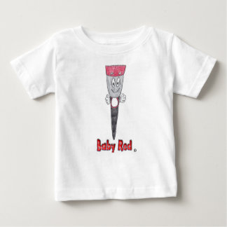 Baby Red Paint Town Tales' Paintbrush T-shirt
