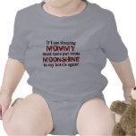 Baby Redneck Moonshine in the Bottle Bodysuit
