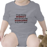 Baby Redneck Moonshine in the Bottle Shirt
