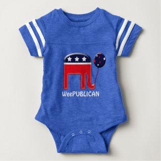 Baby Republican elephant balloon T-shirts