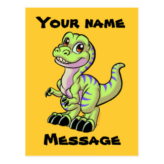 Baby Rex custom Postcards
