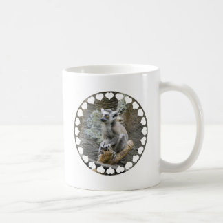 Baby Ringtailed Lemur  Coffee Mug