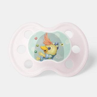 BABY RIUS  BooginHead® Custom Pacifier 0-6 M pink