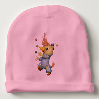 BABY RIUS CARTOON Cotton Beanie 2 Baby Beanie