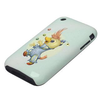 BABY RIUS CARTOON iPhone 3G/3Gs  Tough iPhone 3 Tough Case