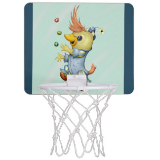 BABY RIUS CARTOON Mini Basketball Goal Mini Basketball Hoop