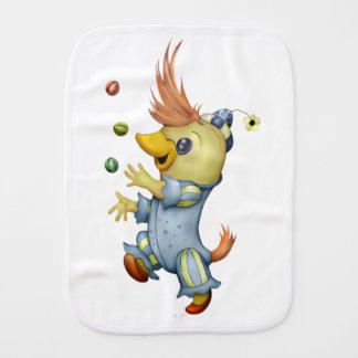 BABY RIUS CUTE CARTOON Burp Cloth