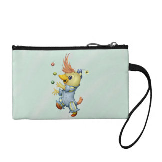 BABY RIUS CUTE CARTOON Key Coin Clutch