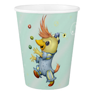 BABY RIUS CUTE CARTOON  PAPER CUP