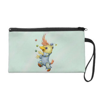 BABY RIUS CUTE CARTOON Wristlet ACCESSORY BAG