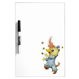 BABY RIUS  MEDIUM Magnetic Strips Dry-Erase Whiteboard