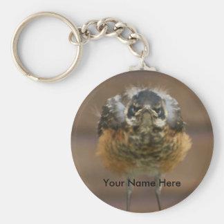 Baby Robin Key Ring