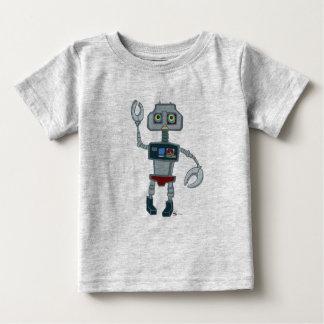 Baby Robot (Male) Baby T-Shirt