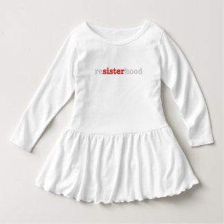 Baby Ruffle Dress Resisterhood