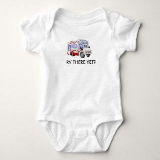 BABY RV THERE YET CLASS C BABY BODYSUIT