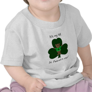 Baby s 1st St Patrick s day t-shirt