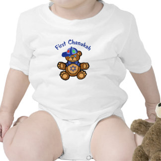 Baby s First Chanukah T-shirts