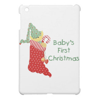 Baby s First Christmas Case For The iPad Mini