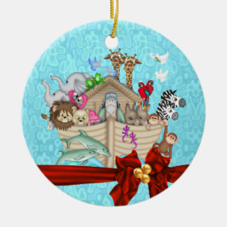 BABY S FIRST CHRISTMAS NOAHS ARK ORNAMENT