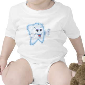 Baby s first toothy baby bodysuit