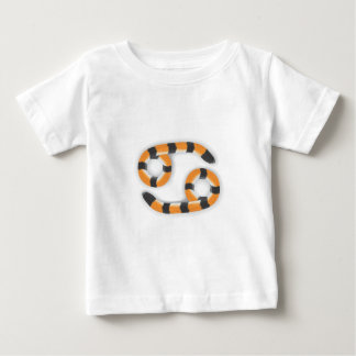 """Baby's t-shirt """"Cancer in Tiger's Style""""."""