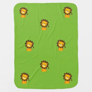Baby Safari Baby Blanket