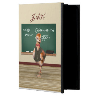 Baby Sandhill Crane as a Teacher, Monogram