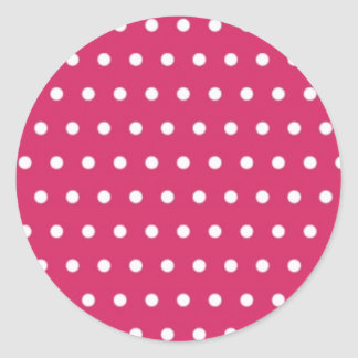 baby scores polka dots hots samples scored dabs round sticker