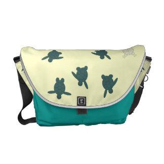 Baby Sea Turtle Messenger Bag