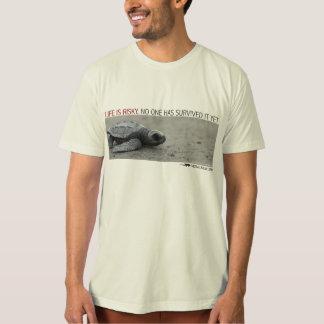 Baby sea turtle shirt II