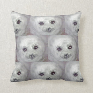 Baby Seal Cushion