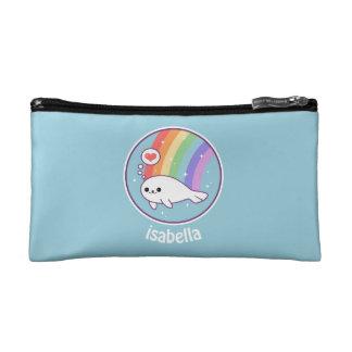 Baby Seal Pencil Case Cosmetics Bags