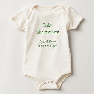 Baby Shakespeare Baby Bodysuit