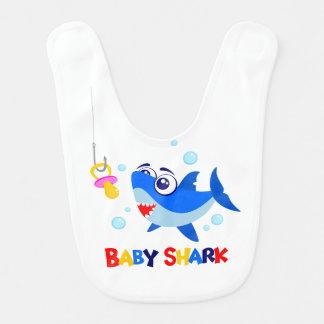 Baby Shark Baby Bib