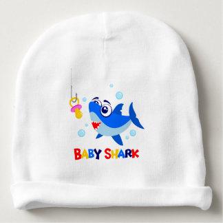 Baby Shark Baby Cotton Beanie Baby Beanie