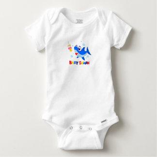 Baby Shark Baby Onesie