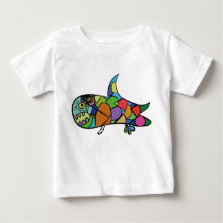 Baby Shark - Follow your dream Baby T-Shirt