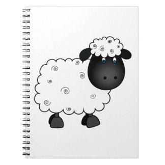 Baby Sheep For Ewe Notebooks