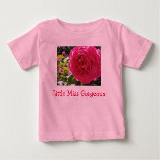 Baby shirt-  Little Miss Gorgeous T-shirt