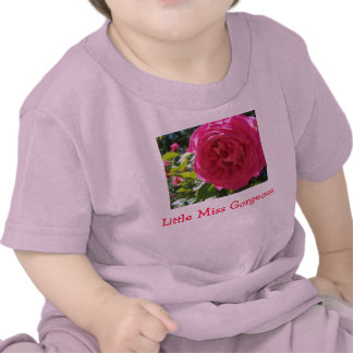 Baby shirt-  Little Miss Gorgeous